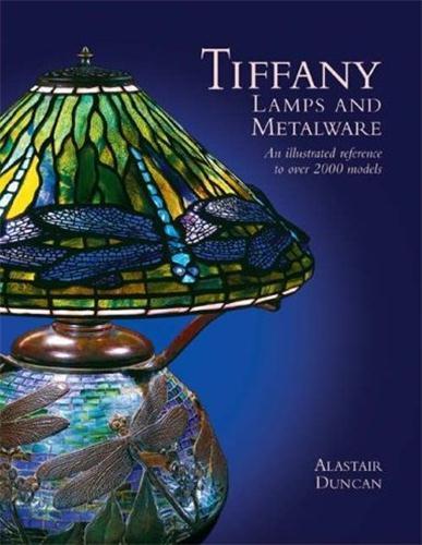 Tiffany lamps and metalware /anglais