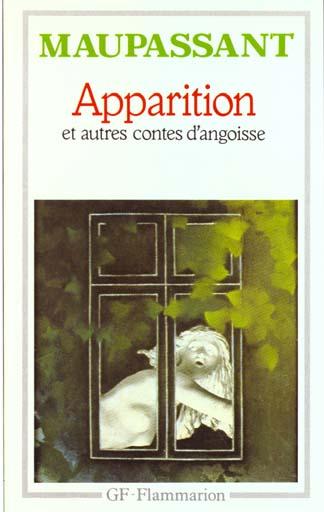 Apparition et autres contes angoissants