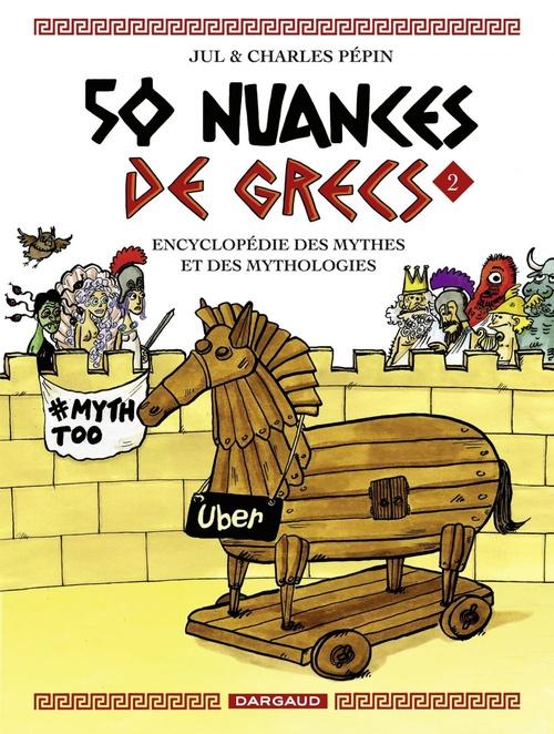 50 nuances de Grecs T.2