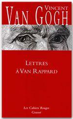 Vente EBooks : Lettres à Van Rappard  - Vincent van Gogh