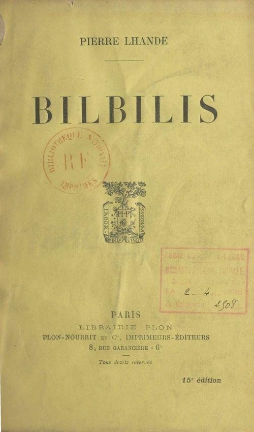 Bilbilis