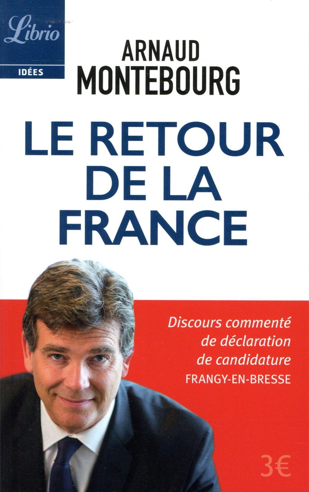 Le retour de la France