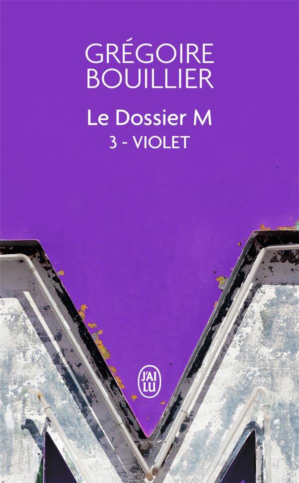 Le dossier M T.3 ; violet