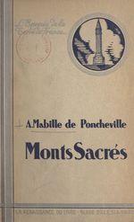 Monts sacrés