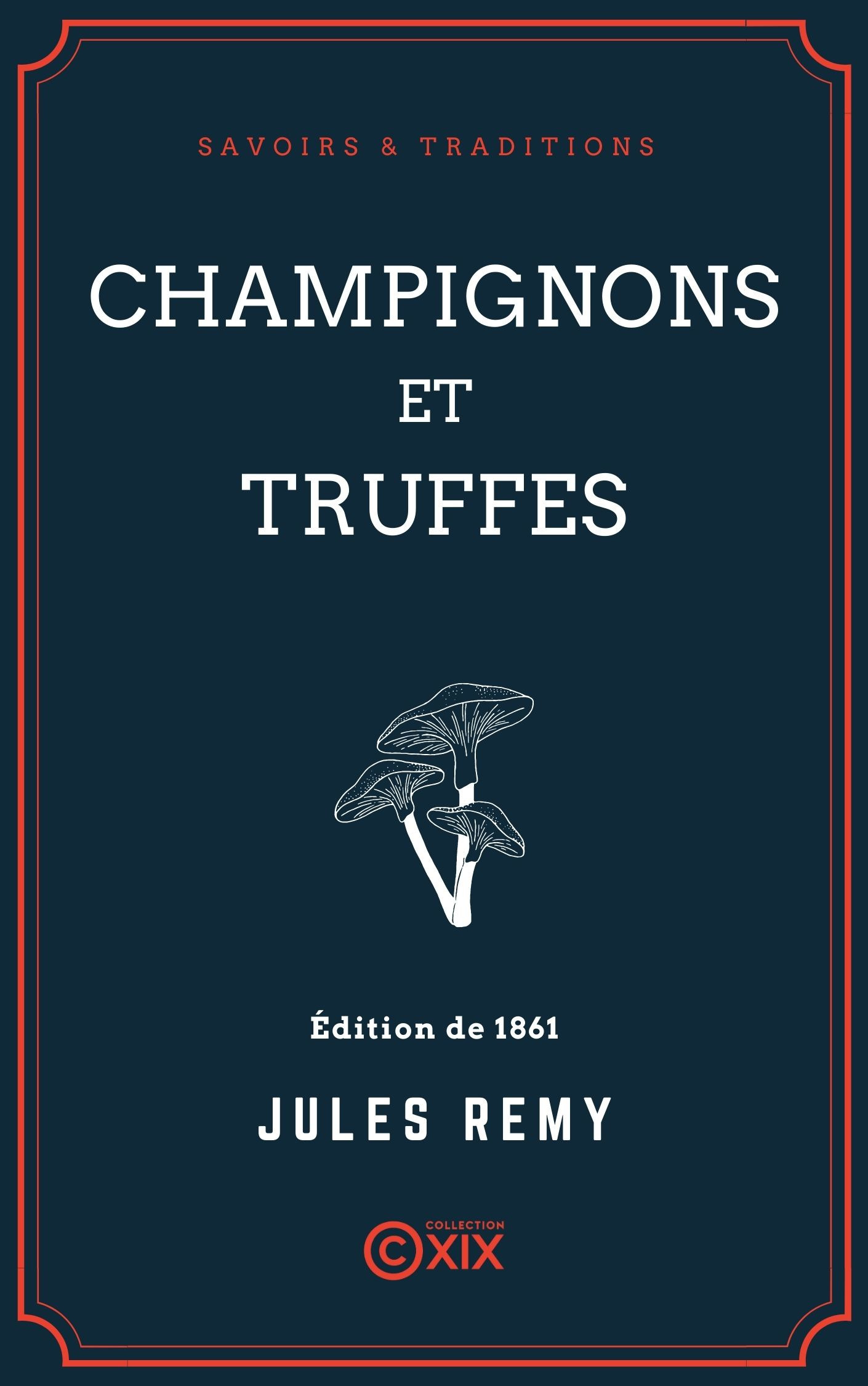 Vente EBooks : Champignons et Truffes