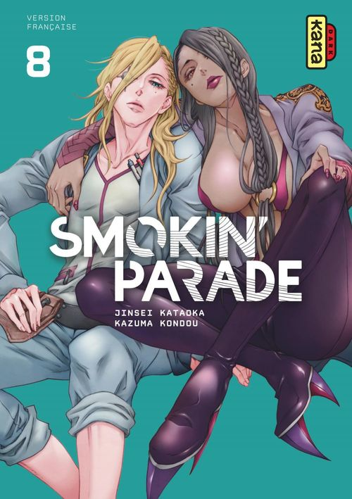 Smokin' parade T.8