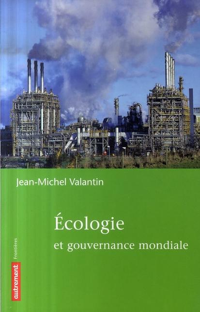 écologie et gouvernance mondiale