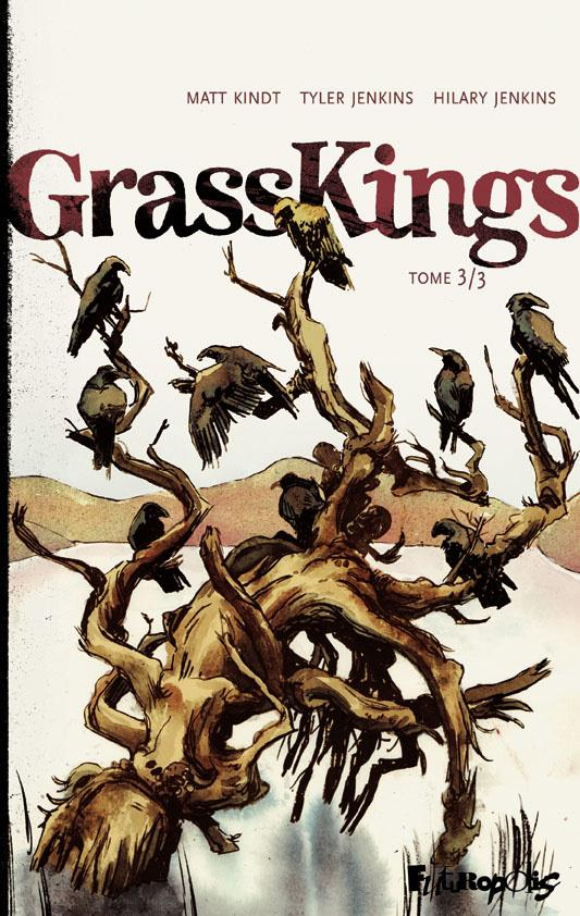GrassKings T.3