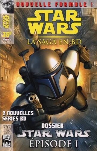 Star wars saga n.35