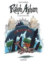 Couverture de Ralph Azham - Tome 5 - Le Pays Des Demons Bleus