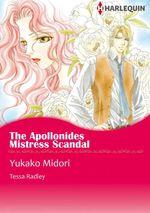 Vente EBooks : Harlequin Comics: The Apollonides Mistress Scandal  - Tessa Radley - Yukako Midori