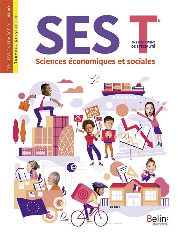 SES terminale ;  manuel élève (édition 2020)
