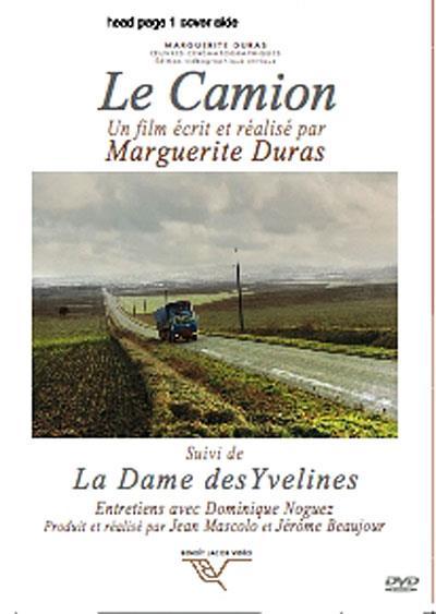 Marguerite DUras 2 films : le camion ; la dame des Yvelines