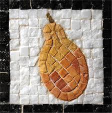 Mosaikit ; mes kits créatifs ; poire