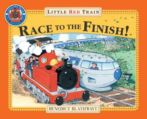 Little Red Train: Race to the Finish !