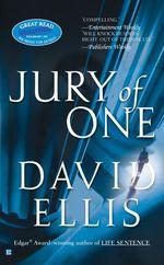 Vente Livre Numérique : Jury of One  - David Ellis