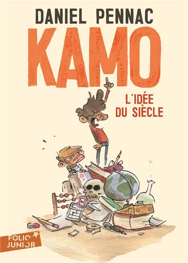 KAMO T.1  -  KAMO, L'IDEE DU SIECLE