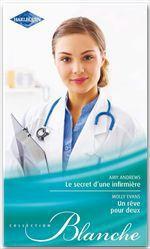 Vente EBooks : Le secret d'une infirmière - Un rêve pour deux  - Amy Andrews - Molly Evans