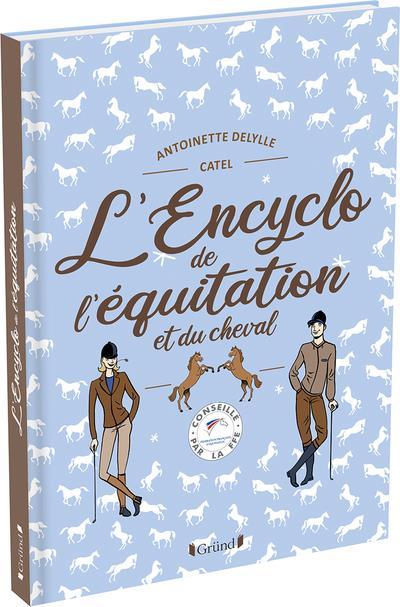 L'ENCYCLO DE L'EQUITATION ET DU CHEVAL