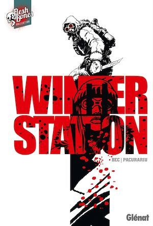Winter Station  - Cristi Pacurariu  - Christophe Bec
