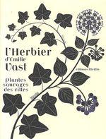 Couverture de L'Herbier  - Plantes Sauvages Des Villes