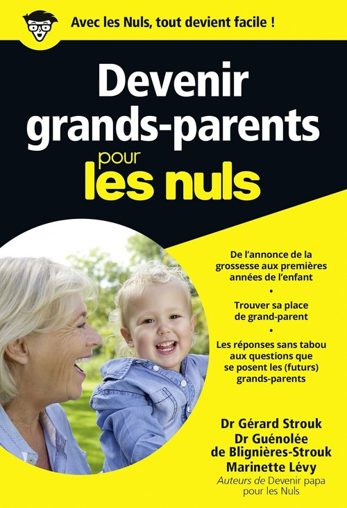 Devenir grands-parents pour les nuls