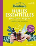 Vente Livre Numérique : Mes petites routines - Huiles essentielles pour tout soigner  - Sylvie Hampikian