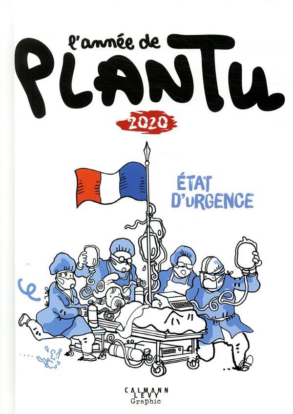 L'ANNEE DE PLANTU (EDITION 2020)