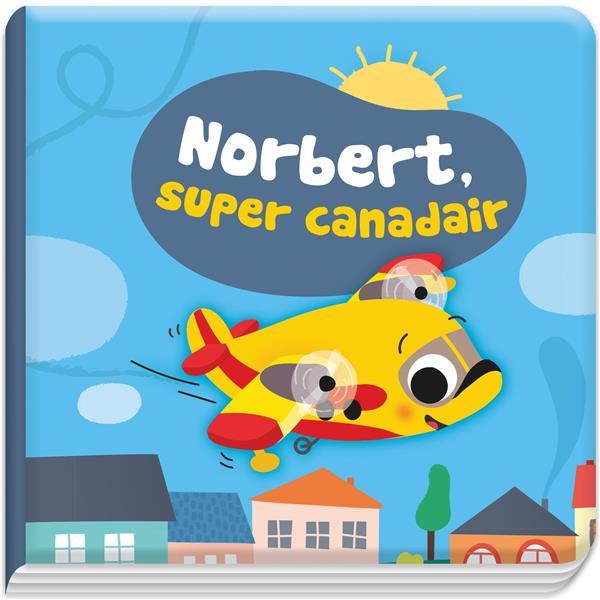 NORBERT, SUPER CANADAIR SIGRID MARTINEZ