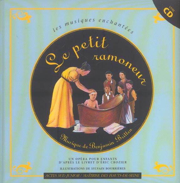 Le Petit Ramoneur (+1cd)