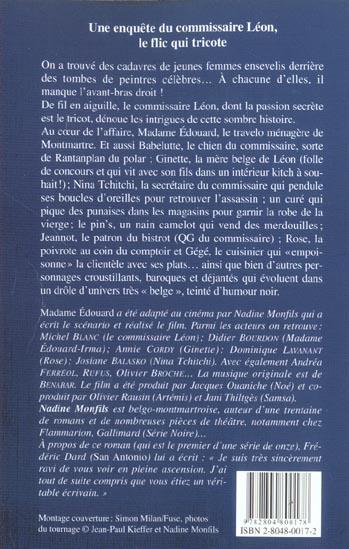 les enquêtes du commissaire Léon t.1 ; Madame Edouard