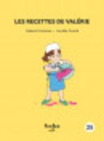 Vente EBooks : Les recettes de Valérie  - Valérie Fontaine