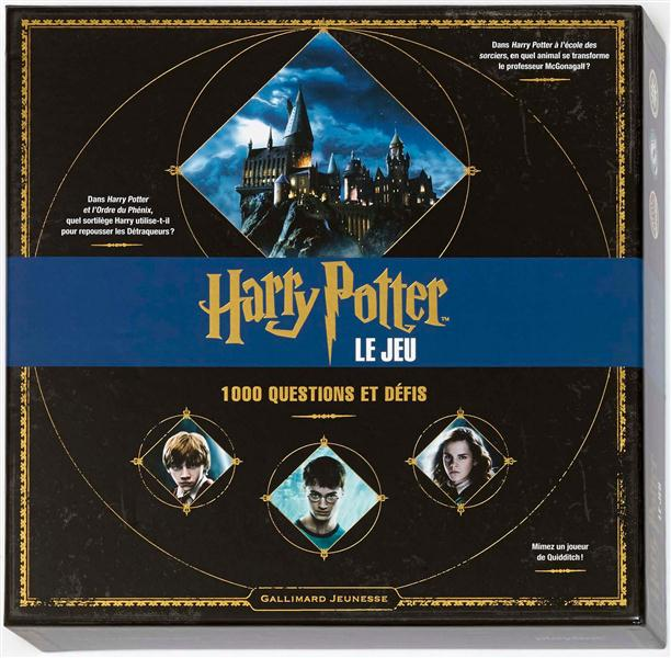 Harry Potter ; Le Jeu De Plateau
