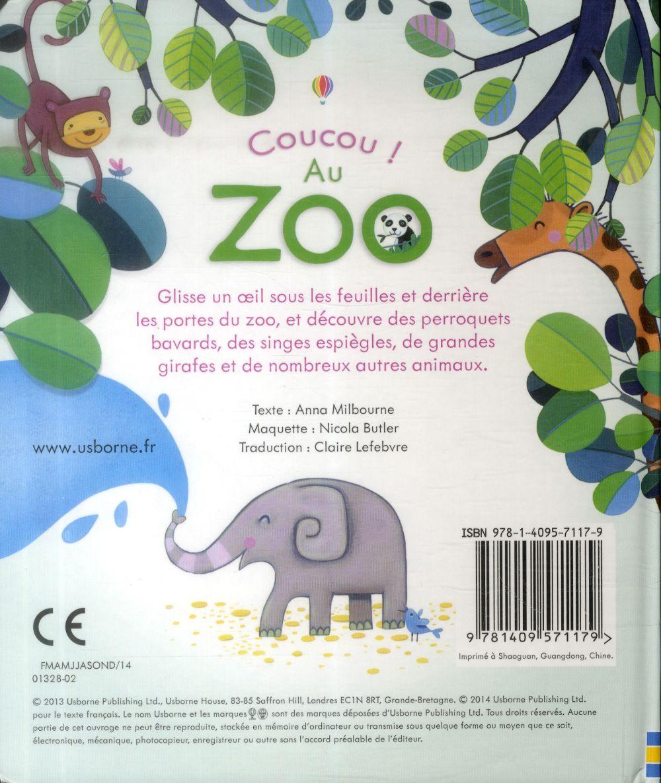 COUCOU ! ; au zoo