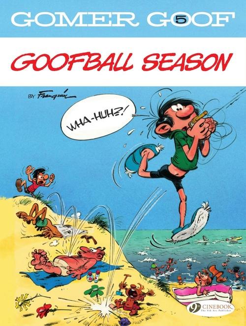 Gomer Goof T.5 ; goofball season