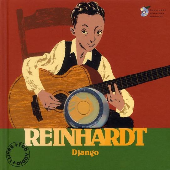 Django Reinhardt Livre-Cd