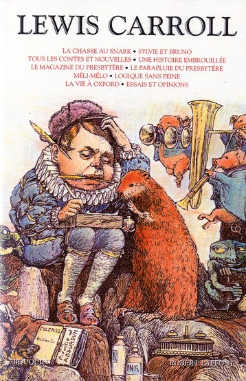 Lewis Carroll ; oeuvres complètes t.2