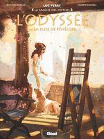 Vente Livre Numérique : L'Odyssée T.3 ; la ruse de Pénélope  - Clotilde Bruneau - Luc Ferry