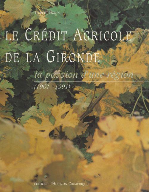 Le credit agricole de la gironde