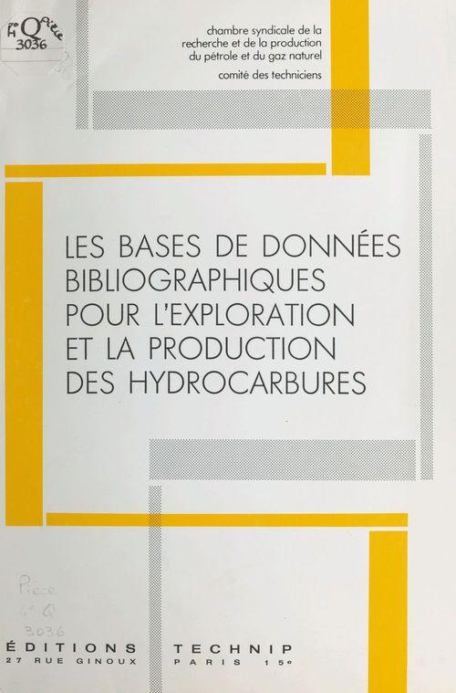 Bd bibliographiques
