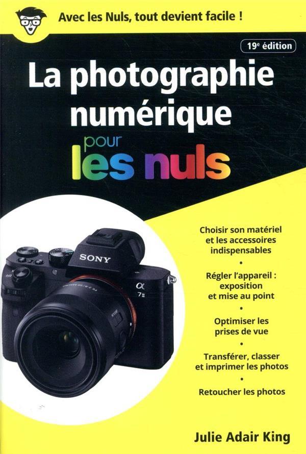 Photo numérique poche pour les nuls (19e édition)