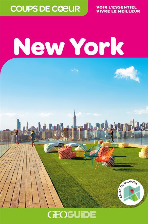 GEOguide coups de coeur ; New York (édition 2019)