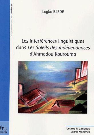 Les interférences linguistiques dans