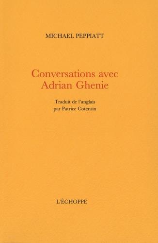conversations avec Adrian Ghenie