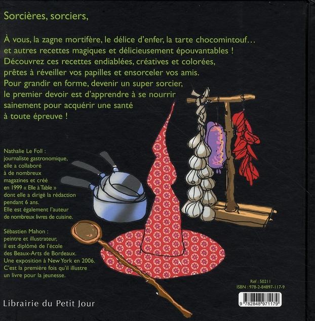 Sorcières, sorciers à vos marmites (magiques)