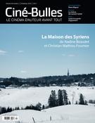Ciné-Bulles. Vol. 36 No. 2, Printemps 2018