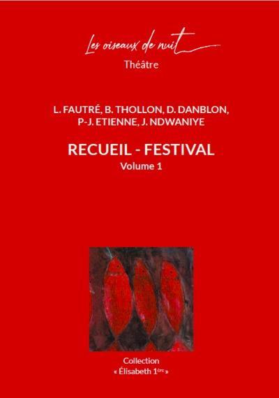 recueil ; festival v.1