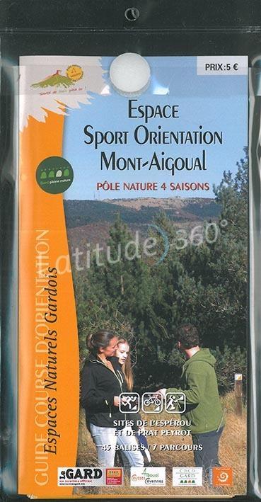 Espace sport orientation Mont-Aigoual ; pôle nature 4 saisons