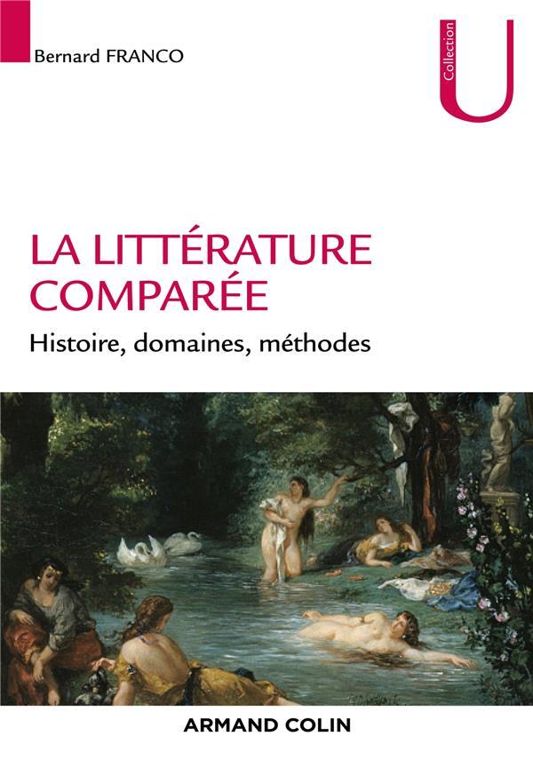 La littérature comparée aujourd'hui