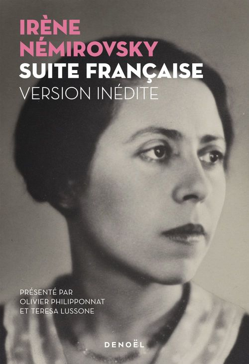 Suite française ; tempête en juin, le manuscrit retrouvé